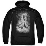 Corpse Bride Bird Dissolve Adult Pullover Hoodie Sweatshirt Black