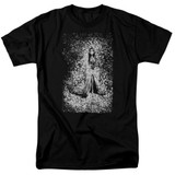 Corpse Bride Bird Dissolve Adult 18/1 T-Shirt Black