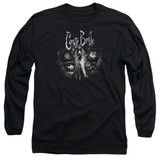 Corpse Bride Bride To Be Adult Long Sleeve T-Shirt Black