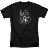Corpse Bride Bride To Be Adult 18/1 T-Shirt Black
