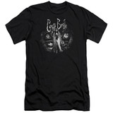 Corpse Bride Bride To Be Adult 30/1 T-Shirt Black