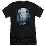 Corpse Bride Poster Adult 30/1 T-Shirt Black