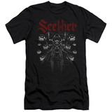 Seether Arachnoid Adult 30/1 T-Shirt Black