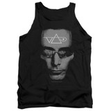 Steve Vai Vai Head Adult Tank Top T-Shirt Black