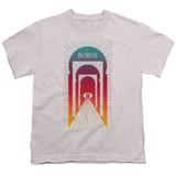 Borns Vision Youth T-Shirt Silver