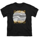 Borns Thumbprint Youth T-Shirt Black