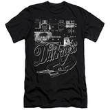 The Darkness Pedal Board Premium Adult 30/1 T-Shirt Black