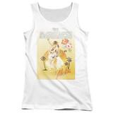 The Darkness Aloha Junior Women's Tank Top T-Shirt White