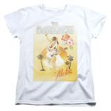 The Darkness Aloha Women's T-Shirt White