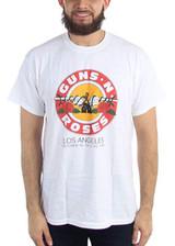 Guns N Roses LA Bullet Classic T-Shirt