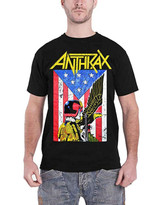 Anthrax Dredd Eagle Classic T-Shirt