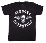 Avenged Sevenfold Skull Box Dateback Classic T-Shirt