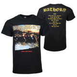 Bathory Blood Fire Death Classic T-Shirt