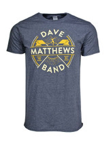 Dave Matthews Band Flag Classic T-Shirt