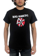 Dead Kennedys Stressed Logo Classic T-Shirt