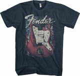 Fender Flag Guitar Classic T-Shirt
