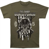 Five Finger Death Punch Infantry Special Forces Classic T-Shirt