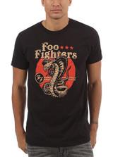 Foo Fighters Cobra Soft Classic T-Shirt