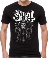 Ghost Papa Wrath Classic T-Shirt