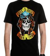 Guns N Roses Appetite Tour 1988 Classic T-Shirt