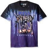 KISS Destroyer Classic Tie Dye T-Shirt