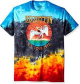 Led Zeppelin Icarus 1975 Tie Dye Classic T-Shirt