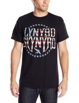 Lynyrd Skynyrd Stripes and Stars Logo Classic T-Shirt