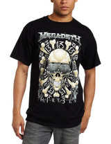 Megadeth Red Bones Regular Classic T-Shirt