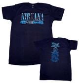 Nirvana Nevermind Album Play List Classic T-Shirt