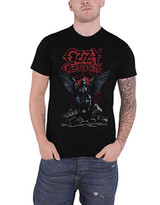 Ozzy Osbourne Angel Wings Classic T-Shirt