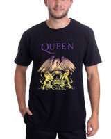 Queen Crest Gradient Classic T-Shirt