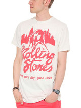 Rolling Stones Mick June 1975 Classic T-Shirt