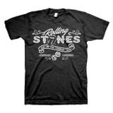 Rolling Stones Tumbling Dice Classic T-Shirt