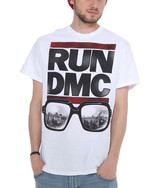 Run DMC Glasses NYC Classic T-Shirt