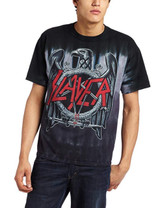 Slayer Eagle Classic Tie Dye T-Shirt