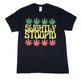 Slightly Stoopid Rasta Leaf Classic T-Shirt