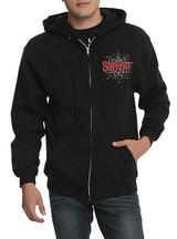 Slipknot Skull Back Hoodie Classic Sweatshirt
