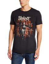 Slipknot the Gray Chapter Skull Classic T-Shirt