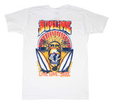 Sublime Live Love Surf Classic T-Shirt
