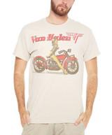 Van Halen Biker Pinup Classic T-Shirt
