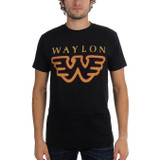 Waylon Jennings Flying W Classic T-Shirt