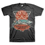 Waylon Jennings Live Classic T-Shirt