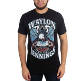 Waylon Jennings Lonesome Classic T-Shirt