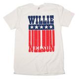 Willie Nelson Americana Classic T-Shirt