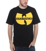 Wu-Tang Clan Classic Yellow Logo Classic T-Shirt