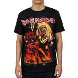 Iron Maiden Number of the Beast Classic T-Shirt