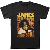 James Brown Godfather of Soul Classic T-Shirt