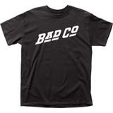 Bad Company Logo Adult T-Shirt