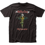 Motley Crue Dr. Feelgood Fitted Jersey T-Shirt