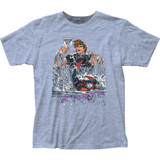 Spider-Man Hydro Man Fitted Jersey Classic T-Shirt